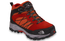 The North Face Boy's Dehyke tnf red/black